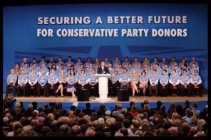 for Conservative Party Donors